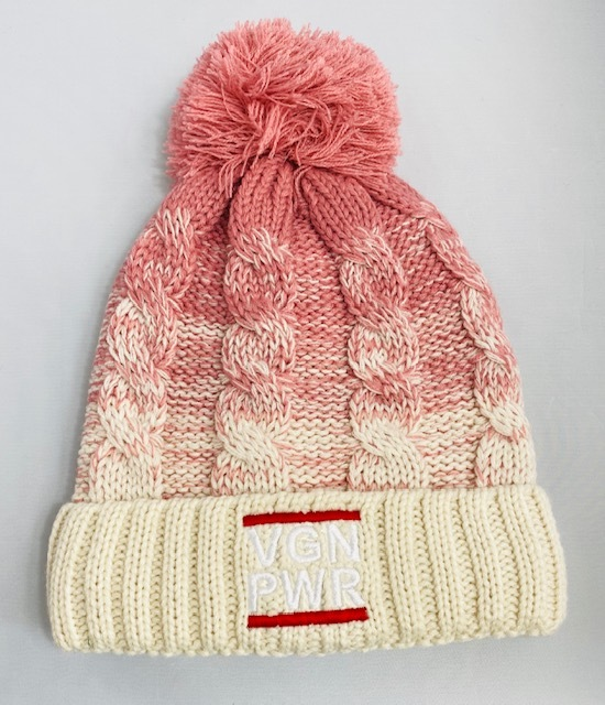 VGN PWR -Ombré-  DELUXE BEANIE