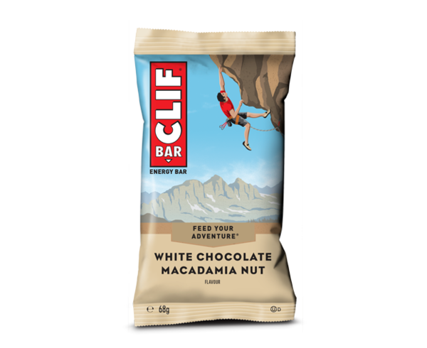 CLIF Bar WHITE CHOCOLATE MACADAMIA - Energieriegel, 68g